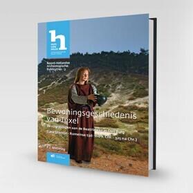 Bewoningsgeschiedenis van Texel, De opgravingen aan de Beatrixlaan in Den Burg (Late ijzertijd-Romeinse tijd 100 v. Chr.-325 na Chr.)door P.J. Woltering