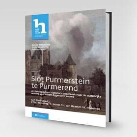 Slot Purmerstein te Purmerend Archeologisch en historisch onderzoek naar de statusrijke woning van Willem Eggert (15e eeuw)door G.P. Alberts (red.), J.T.M. Besseling, E. Jacobs, H. van Haaster & K. Hänninen